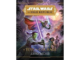 SW The High Republic A Test of Courage (ING) Libro