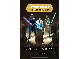 SW The High Republic The Rising Storm (ING) Libro