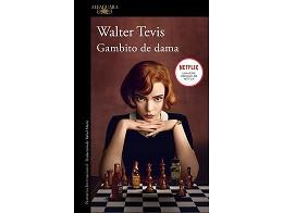 Gambito de dama (ESP) Libro