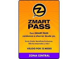 ZMART PASS: Zona Central