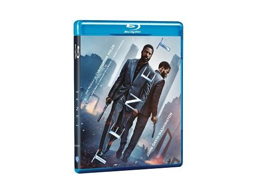 Tenet - Blu-Ray (latino)