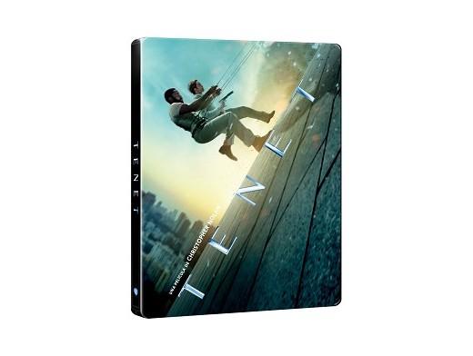 Tenet - Blu-Ray steelbook (latino)