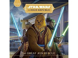 SW High Republic The Great Jedi Rescue (ING) Libro