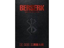 Berserk Deluxe Volume 8 (ING/HC) Comic