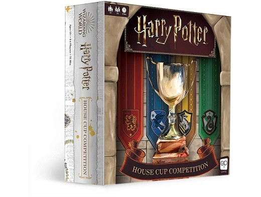 Harry Potter House Cup Competition JDM
