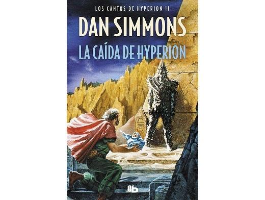 La caída de Hyperion Tapa Dura (ESP) Libro