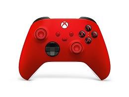 Control Inalámbrico Pulse Red Xbox