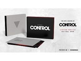 The Art and Making of Control LE (ING) Libro
