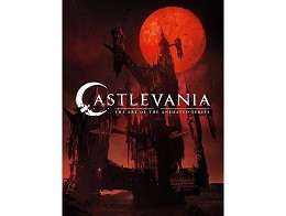 Castlevania: Art of Animated Series (ING) Libro