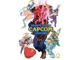 UDON's Art of Capcom 1 (ING) Libro