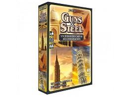 Guns & Steel (en español) - Juego de mesa