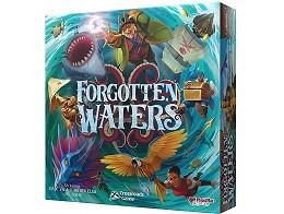 Forgotten Waters (en español) - Juego de mesa