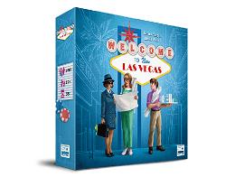 Welcome to New Las Vegas (español) - Juego de mesa