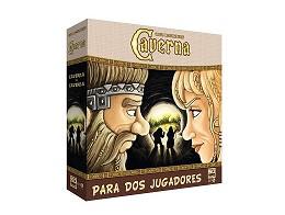 Caverna (2 jugadores) - Juego de mesa