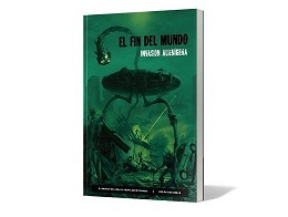 El Fin del Mundo: Invasión Alienígena - J. de Rol