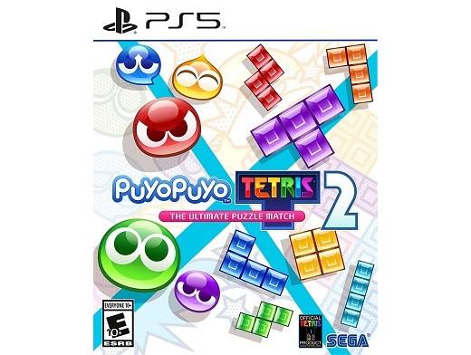 Puyo Puyo Tetris 2 PS5 Usado