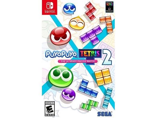Puyo Puyo Tetris 2 NSW