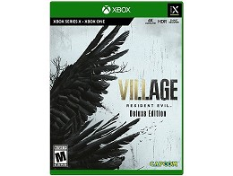 Resident Evil Village Deluxe Edition Xbox