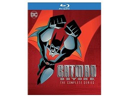 Batman Beyond: The Complete Series Blu-Ray