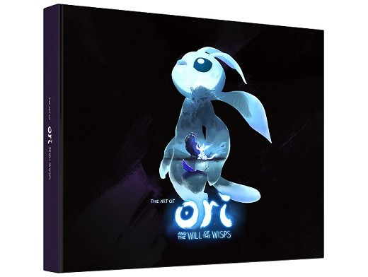 Art of Ori and the Will of the Wisps (ING) Libro
