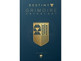 Destiny Grimoire Anthology Volume III (ING) Libro