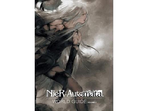NieR: Automata World Guide Volume 2 (ING) Libro