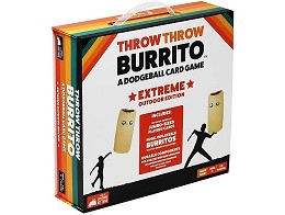 Throw Throw Burrito Extreme Outdoor Edition JDM