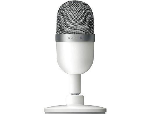 Micrófono Streaming Razer Seiren Mini Mercury