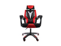 Silla Gamer Riotoro Spitfire M3 Mesh Black Red