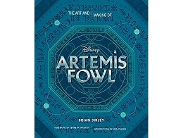 Art and Making of Artemis Fowl (ING) Libro