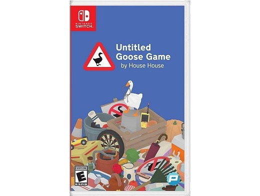 Untitled Goose Game NSW