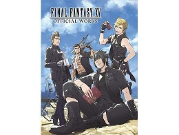 Final Fantasy XV Official Works (ING) Libro