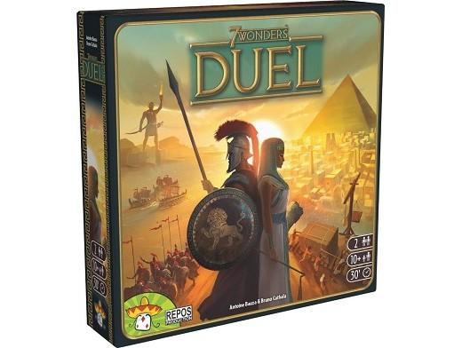7 Wonders Duel (en español) - Juego de mesa