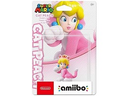 Nintendo amiibo: Cat Peach Super Mario Series