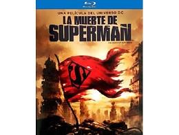 La Muerte de Superman - Blu-Ray (latino)