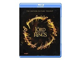Trilogía The Lord of the Rings - Blu-Ray (latino)