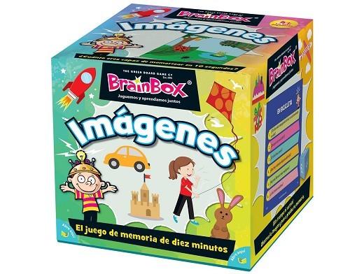 BrainBox Imágenes - Juego de mesa