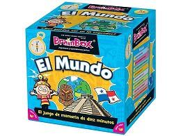 BrainBox El Mundo - Juego de mesa