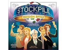 Stockpile: Edición Épica - Juego de mesa