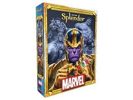Splendor: Marvel - Juego de mesa