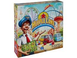 Meeple Land (en español) - Juego de Mesa