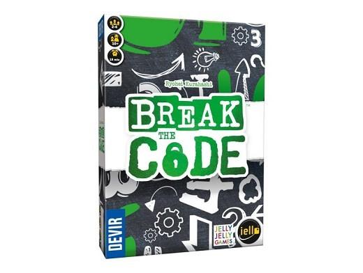 Break the Code (en español) - Juego de Mesa
