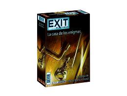 Exit 12 La Casa de los Enigmas - Juego de Mesa