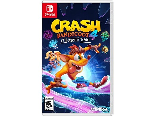 Crash Bandicoot 4: It's About Time NSW