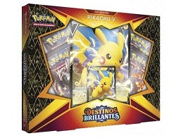 Pokémon TCG Destinos Brillantes Pikachu V