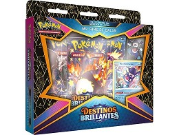 Pokémon TCG Destinos Brillantes Pin Col Mr. Rime