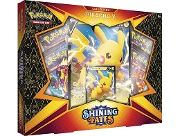 Pokémon TCG Shining Fates Collection Pikachu V