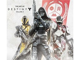 The Art of Destiny: Volume 2 (ING) Libro