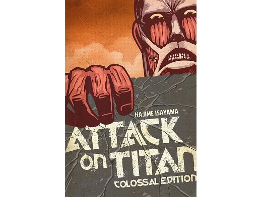 Attack on Titan: Colossal Edition 1 (ING/TP) Comic