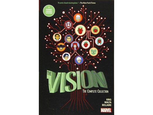Vision: The Complete Collection (ING/TP) Comic